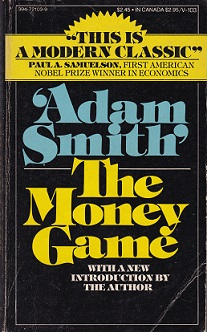 Secondhand Used Book – THE MONEY GAME by Adam Smith