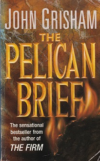 Secondhand Used Book – THE PELICAN BRIEF by John Grisham