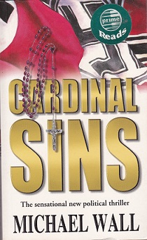 Secondhand Used Book – CARDINAL SINS by Michael Wall