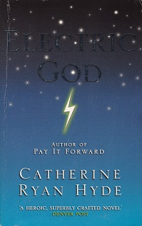 Secondhand Used Book – ELEC TRIC GOD by Catherine Ryan Hyde