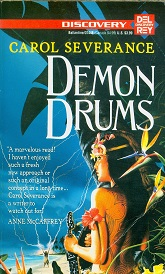 Secondhand Used Book - DEMON DRUMS by Carol Severance