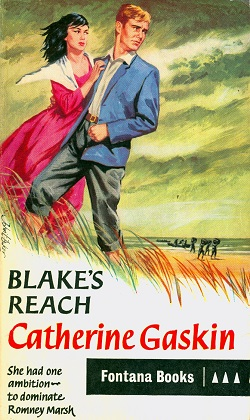 Secondhand Used Book - BLAKE'S REACH by Catherine Gaskin