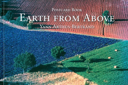 Secondhand Used Book - Earth from Above: Postcard Book by Yann Arthus-Bertrand