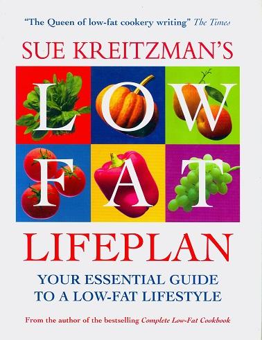 Secondhand Used Book - SUE KREITZMAN'S LOW FAT LIFEPLAN