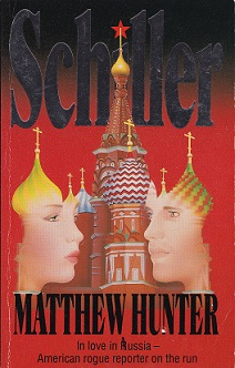 Secondhand Used Book – SCHILLER by Matthew Hunter