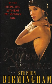 Secondhand Used Book – THE ROTHMAN SCANDAL by Stephen Birmingham