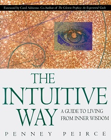 Secondhand Used Book - THE INTUITIVE WAY by Penney Peirce