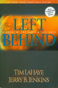 Secondhand Used Book -  LEFT BEHIND by Tim La Haye and Jerry B. Jenkins