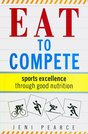 Secondhand Used Book - EAT TO COMPETE by Jeni Pearce