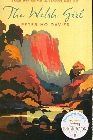 Secondhand Used Book -- THE WELSH GIRL by Peter Ho Davies