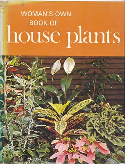 Secondhand Used Book - WOMAN'S OWN BOOK OF HOUSE PLANTS by William Davidson