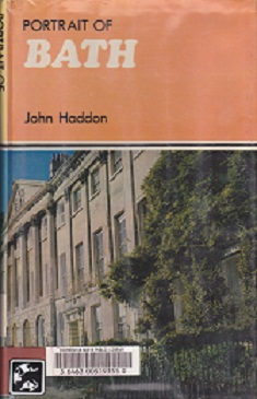 Secondhand Used Book - PORTRAIT OF BATH by John Haddon