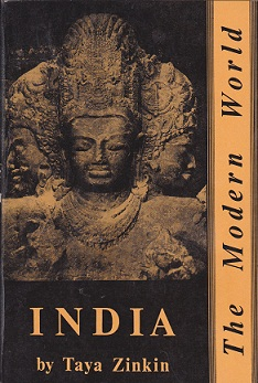 Secondhand Used Book - INDIA: THE MODERN WORLD by Taya Zinkin