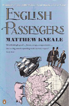 Secondhand Used Book - ENGLISH PASSENGERS by Matthew Kneale
