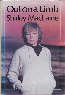 Secondhand Used Book - OUT ON A LIMB by Shirley MacLaine