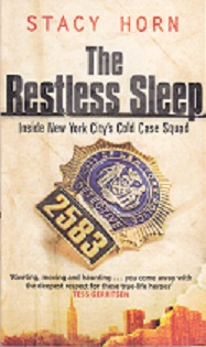 Secondhand Used Book - THE RESTLESS SLEEP by Stacy Horn