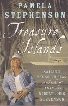 Secondhand Used Book - TREASURE ISLANDS by Pamela Stephenson