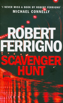 Secondhand Used Book - SCAVENGER HUNT by Robert Ferrigno