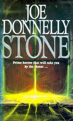 Secondhand Used Book - STONE by Joe Donnelly