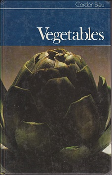 Secondhand Used Book - CORDON BLEU VEGETABLES