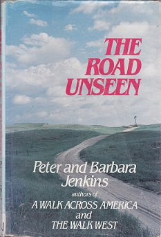 Secondhand Used Book - THE ROAD UNSEEN by Peter and Barbara Jenkins