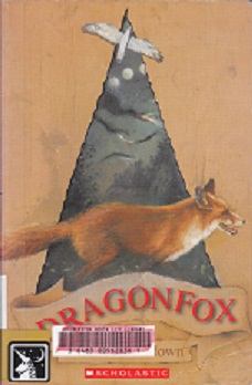 Secondhand Used Book - DRAGONFOX by Andrew Lansdown