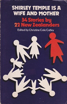 Secondhand Used Book - SHIRLEY TEMPLE IS A WIFE AND MOTHER edited by Christine Cole Catley