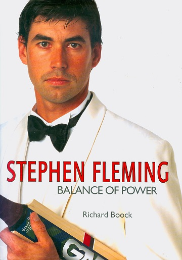Secondhand Used Book - STEPHEN FLEMING: BALANCE OF POWER by Richard Boock