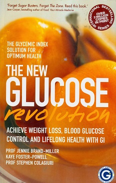 Secondhand Used Book - THE NEW GLUCOSE REVOLUTION