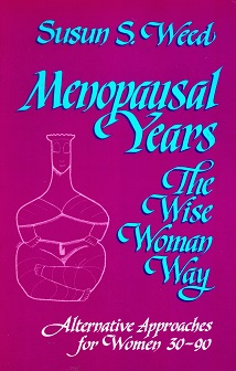 Secondhand Used Book - MENOPAUSAL YEARS: THE WISE WOMAN WAY by Susun S Weed