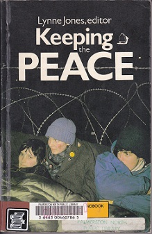 Secondhand Used Book - KEEPING THE PEACE edited by Lynne Jones