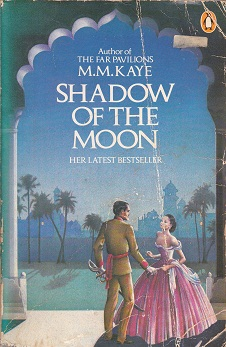 Secondhand Used Book - SHADOW OF THE MOON by M M Kaye