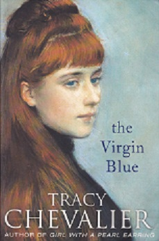 Secondhand Used Book - THE VIRGIN BLUE by Tracy Chevalier