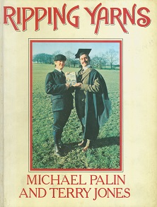 Secondhand Used Book - RIPPING YARNS by Michael Palin and Terry Jones