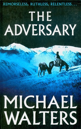 Secondhand Used Book - THE ADVERSARY by Michael Walters