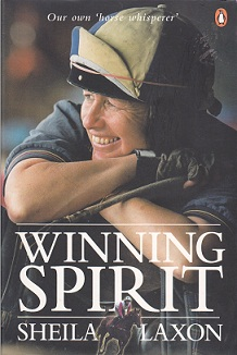 Secondhand Used Book - WINNING SPIRIT by Shelia Laxon