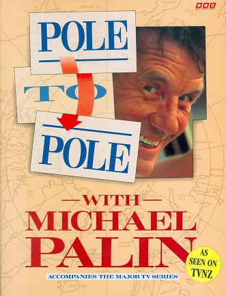 Secondhand Used Book - POLE TO POLE by Michael Palin