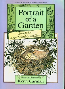 Secondhand Used Book - PORTRAIT OF A GARDEN by Kerry Carman