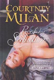 Secondhand Used Book - PROOF BY SEDUCTION by Courtney Milan