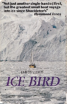 Secondhand Used Book - ICE BIRD by David Lewis