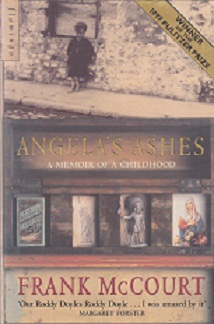 Secondhand Used Book - ANGELA'S ASHES by Frank McCourt