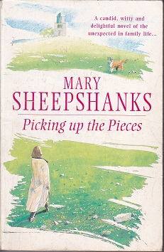 Secondhand Used Book - PICKING UP THE PIECES by Mary Sheepshanks