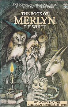 Secondhand Used Book - THE BOOK OF MERLYN by T H White