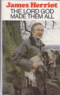 Secondhand Used Book - THE LORD GOD MADE THEM ALL by James Herriot