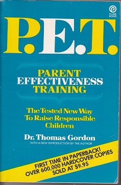 Secondhand Used Book - P E T: PARENT EFFECTIVENESS TRAINING by Dr Thomas Gordon