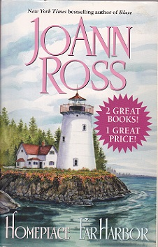 Secondhand Used Book - HOMEPLACE & FAR HARBOR by JoAnn Ross