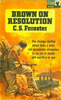 Secondhand Used Book - BROWN ON RESOLUTION by C S Forester