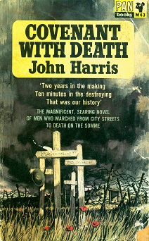 Secondhand Used Book - COVENANT WITH DEATH by John Harris