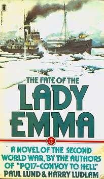 Secondhand Used Book - THE FATE OF THE LADY EMMA by Paul Lund & Harry Ludlam