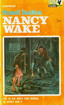 Secondhand Used Book - NANCY WAKE by Russell Braddon